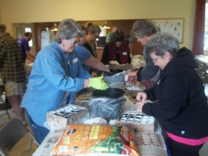 Seed-saving workshop - April 1, 2012