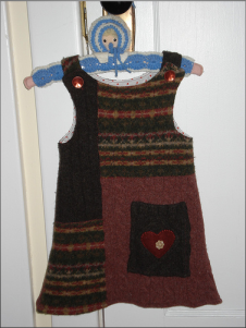 felted wool jumper