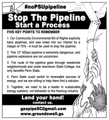 Pipeline Talking Points