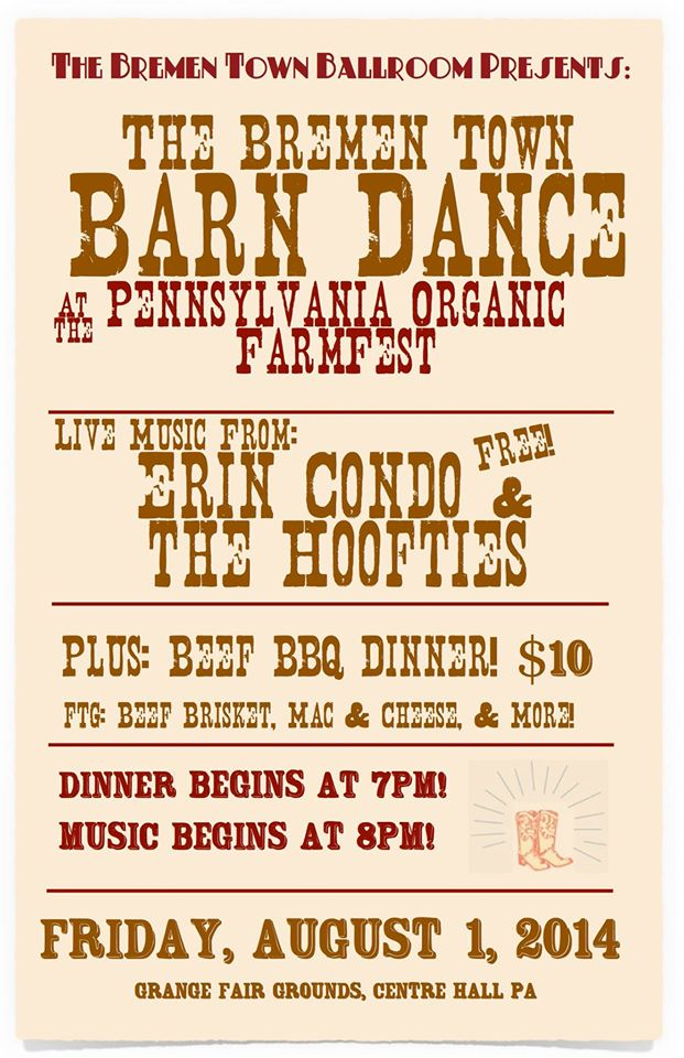bremen barn dance